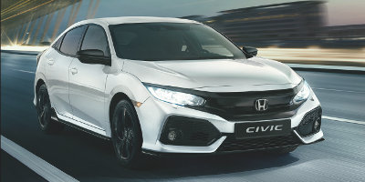 Civic 1.0 Dynamic Limited Edition